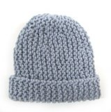 KSS Knitted Ribbed Beanies Newborn and up