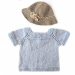 KSS Light Blue Sweater/Vest (12 Months) KSS-SW-226-HA-24-ET