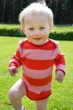 DUNS Sweden Organic Onesies and Rompers 0 - 6 Year