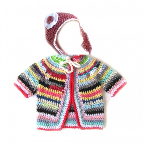 KSS Coat of Many Colors 12 Months