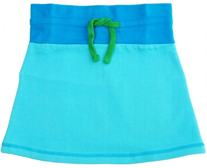DUNS Organic Cotton Turquoise Skirt (1 - 6 Years)
