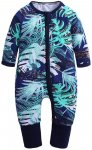 Kids Tales Jngle Unisex Cotton Zippered Onesie 80cm/10-12 Months KT-HY2477G080