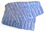 "KSS Blue, Purple, Aqua Baby Blanket 35""x25"" Newborn and up KSS-BB-124"