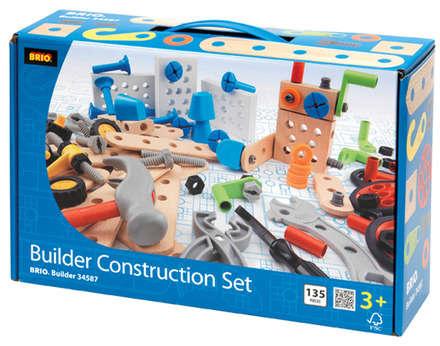 Brio Builder Construction Set Building Kit 135 Pieces
