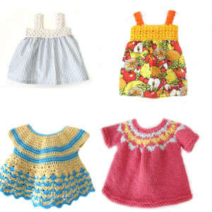 KSS Handmade Dresses for Babies