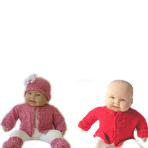KSS Baby Pink Cardigan/Jackets 0-24 Months