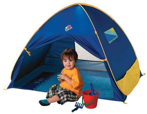 Schylling Infant UV Play Shade Tent