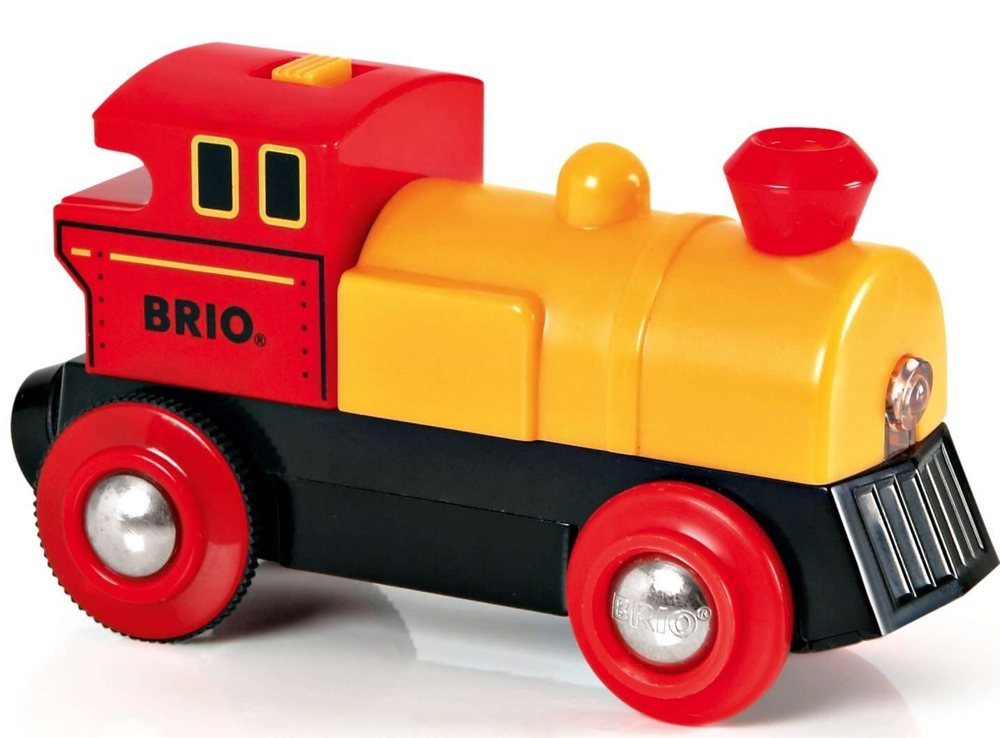 BRIO Railway Two-Way Battery Powered Engine 33594
