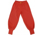 DUNS Organic Cotton Rust Baggy Pants (6 Years) DUNS-AUTUBAG110