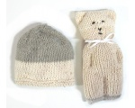 KSS Teddybear and Hat set (6-12 Months) KSS-HA-465
