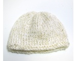 "KSS Lght Yellow Cotton Winter Beanie 12-13"" (3 Months) KSS-HA-474"
