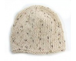 "KSS Natural Colored Cotton/ Cap 15-16"" (9-18 Months)"