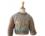 KSS Earth Colored Cotton Sweater (3-4 Years)