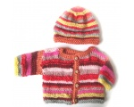KSS Colorful Sweater/Cardigan (6 Months) KSS-SW-567-AZ