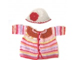 KSS Coat of Many Colors 12 - 18 Months