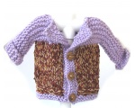 KSS Lavender Meadow Sweater/Jacket (9 Months)