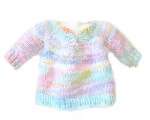 KSS Pastel Mix Pullover Sweater (6 Months) KSS-SW-676-ET