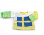 KSS Pullover Sweater with Swedish Flag (12 Months) KSS-SW-727-ET