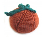 KSS All Season Knitted Pumpkin 6 Inch High