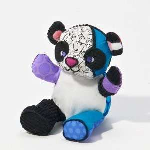 "BRITTO 8.5"" Mini Panda Pop Plush"