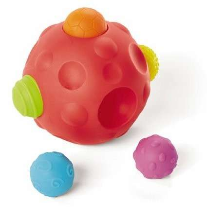 EarlyearsPop 'n Play Sensory Balls 00386 - Click Image to Close