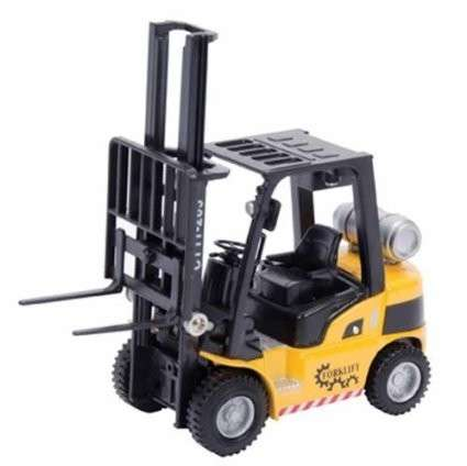Classic Die-cast Forklift DCFL - Click Image to Close