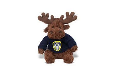 Teddykompaniet The Elk from Sweden