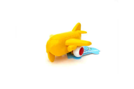 "Viking Toys 3"" Little Chubbies Jet Plane Yellow"