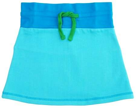 DUNS Organic Cotton Turquoise Skirt (3 - 4 Years)