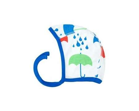 DUNS Organic Cotton Umbrella Classic Baby Cap 1 - 4 Years