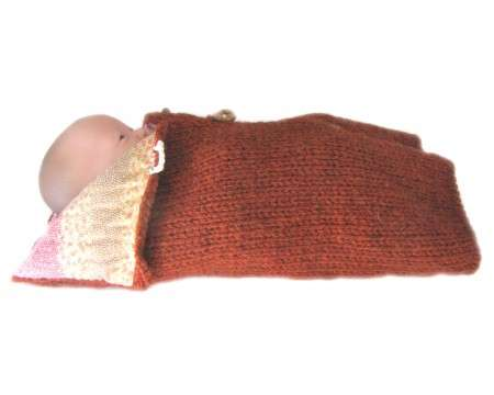 KSS Copper Baby Blanket/Cocoon 0 - 6 Months