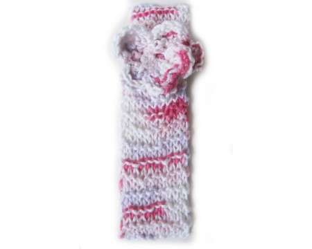 "KSS Cotton Pink Headband 14"" - 16\"" (6 - 24 Months)"