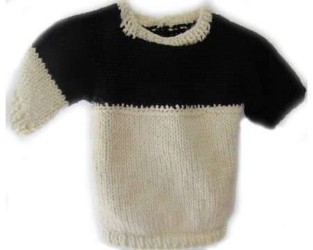 KSS Earth Colored Heavy Knitted Sweater (5 Years)