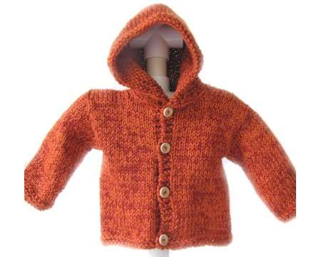 KSS Copper Colored Sweater/Cardigan (2 Years)
