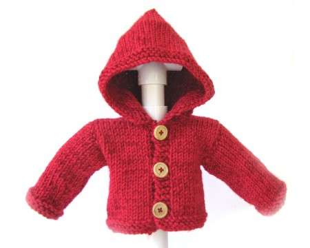 KSS Copper Hooded Sweater/Jacket (3 Months)