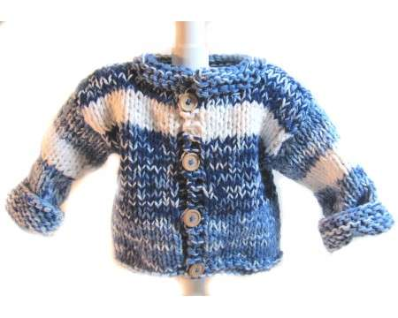 KSS Blueberry Swirl Sweater 2 Years/3T