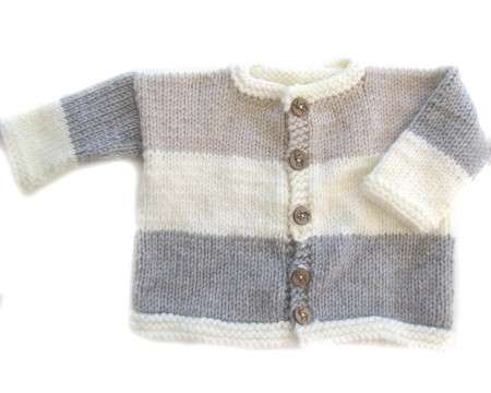 KSS Grey Blocked Sweater 2 Years/3T