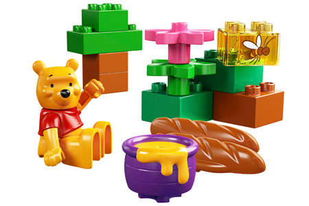 LEGO® DUPLO® Winnie the Pooh's Picnic