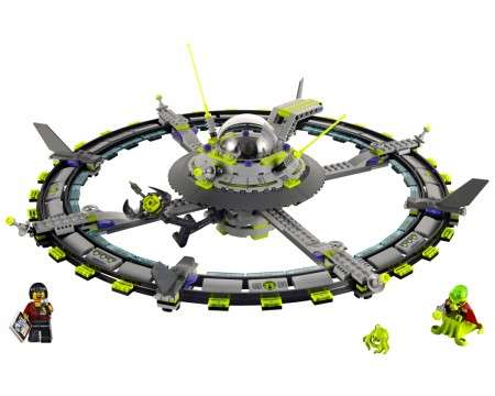 LEGO® Space Alien Mothership