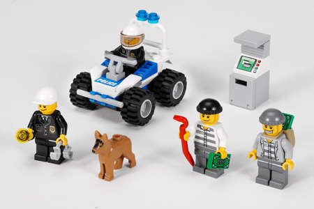 LEGO® Police Minifigure Collection