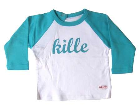 "Liten Jag Shirt ""kille\"" (little boy) 12 - 18 Months"
