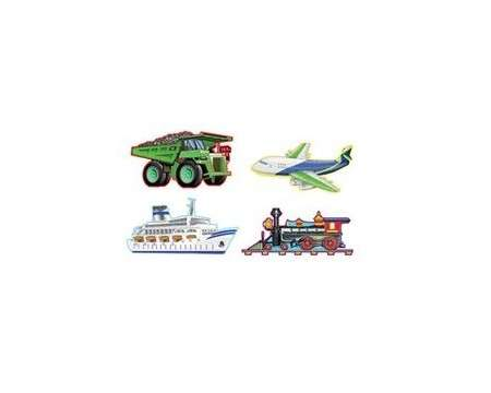Melissa & Doug Going Places Floor Puzzle (48 pc) - 432