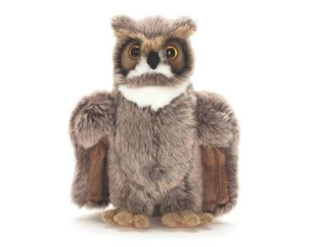 Teddykompaniet Forest Animal Owl (Uggla)