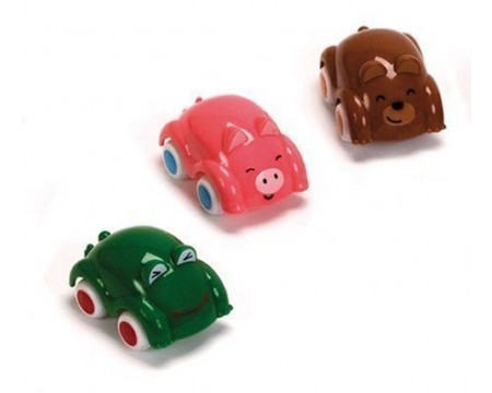 "Viking Toys 3"" Little Chubbies Cute Cars (Three Cars) 1170"