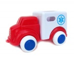 "Viking Toys 3"" Little Chubbies Ambulance"