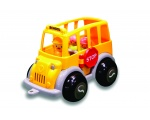 "Viking Toys 8"" Medium Chubbies School Bus 81236 VIKING-81236"